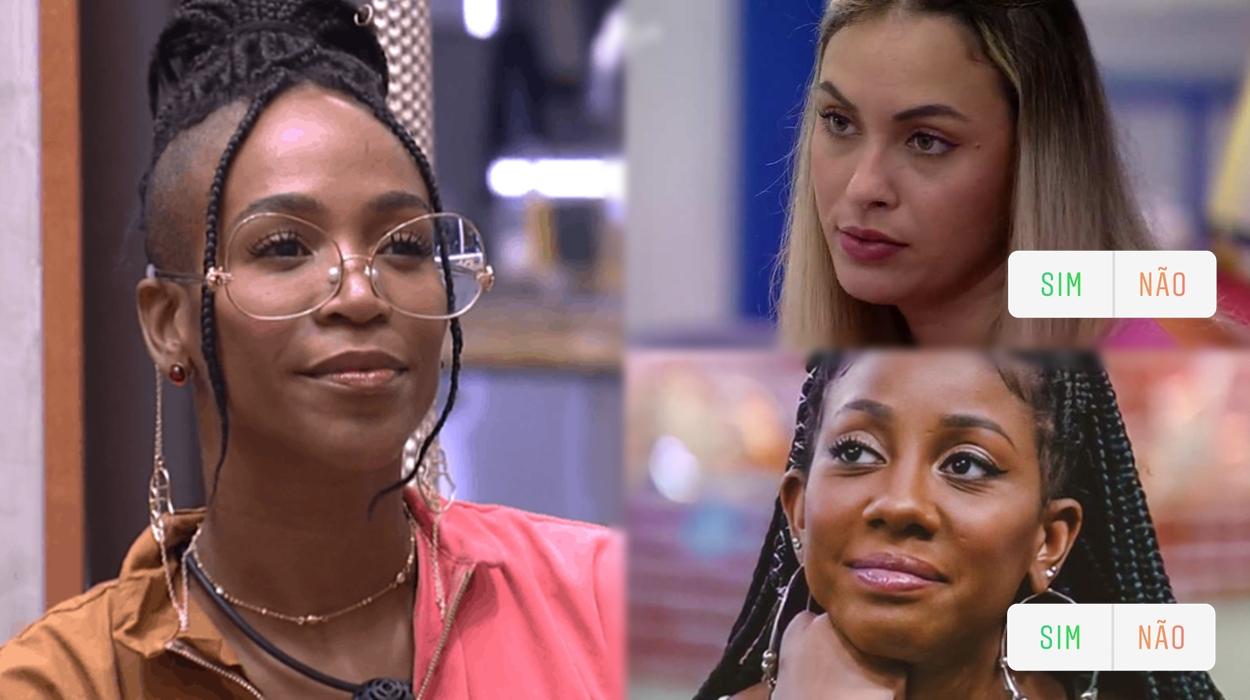 Karol Conjá, Camilla de Lucas, Sarah.
