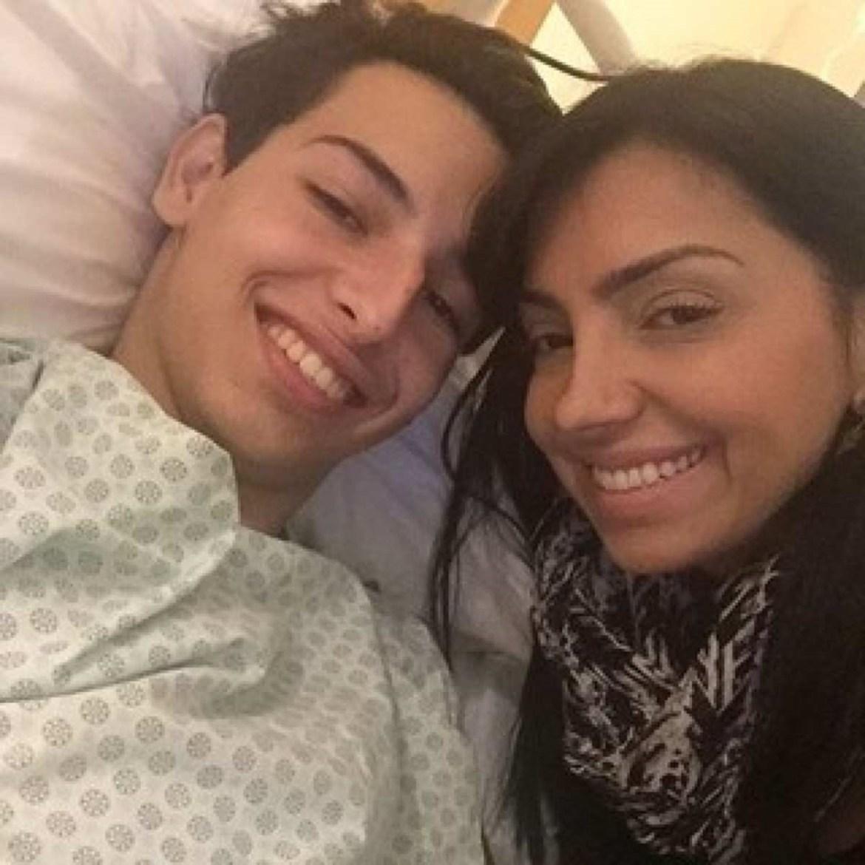 Eyshila e Matheus Oliveira.