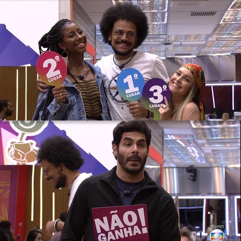 Final de João Luiz, jogo da discórdia.