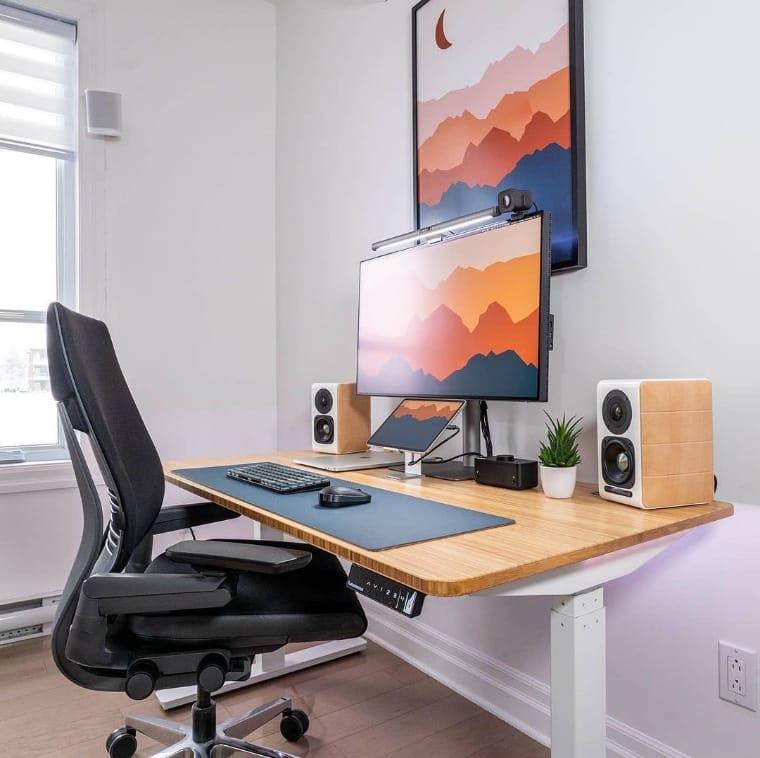 Tendências para decoração em home office