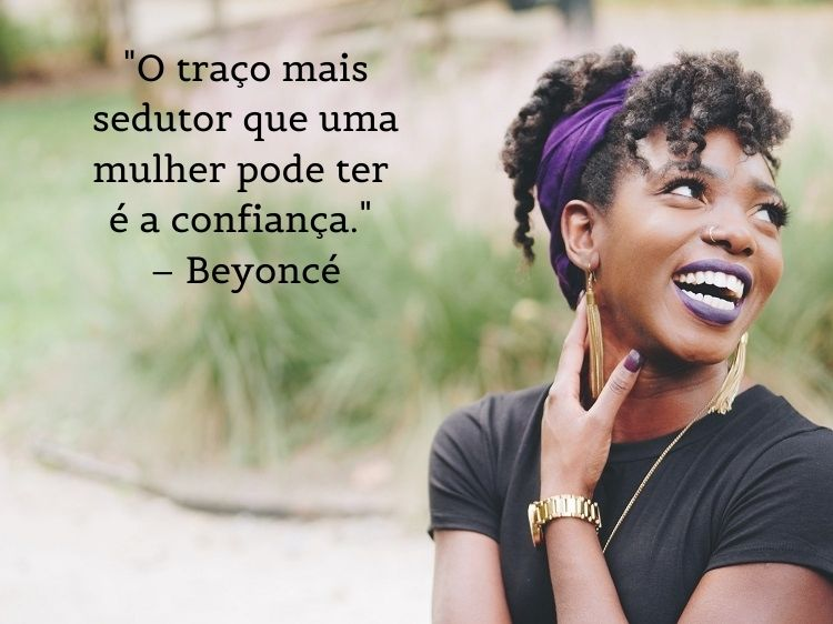 frase feminista Beyoncé