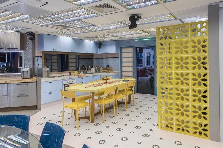 cozinha da xepa do BBB 21