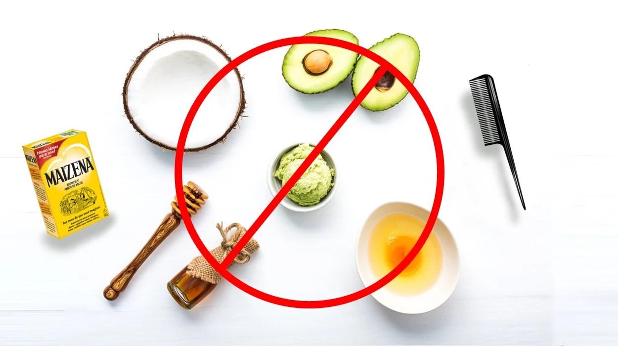 Produtos naturais para o cabelo - Por que não usar?