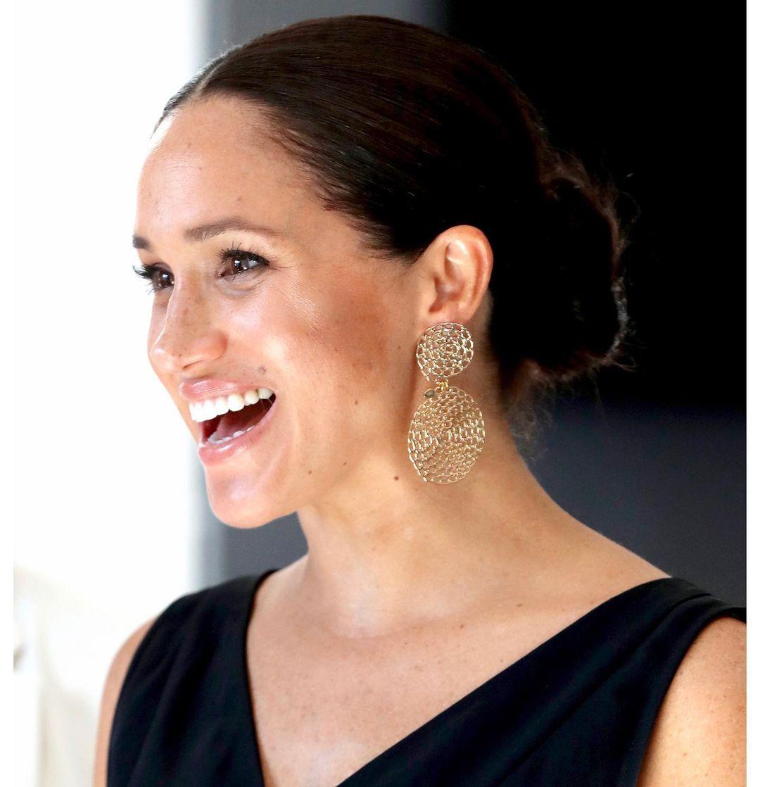 Duquesa de Sussex.