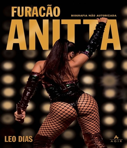 Livro Furacão Anitta - Reprodução