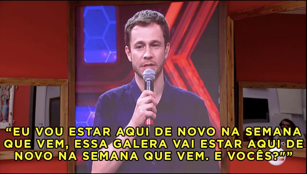 Conheça a história de Tiago Leifert - Globo