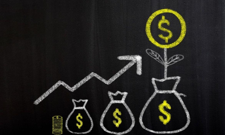 imagem que representa aumento financeiro - vender milhas