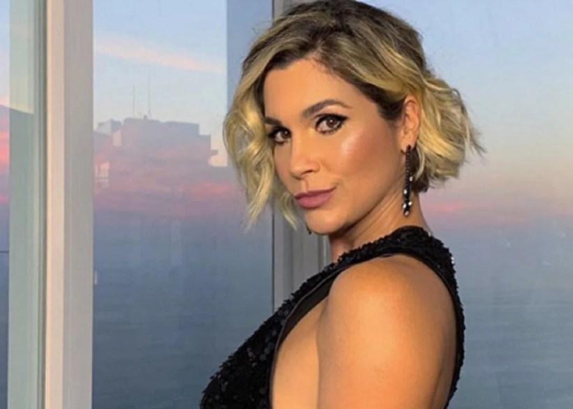 Flávia Alessandra - Reprodução