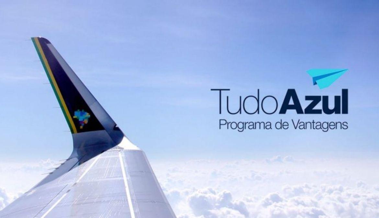 Imagem do programa Tudo Azul - Milhas aéreas