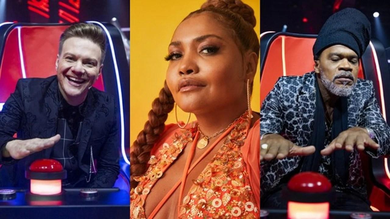 Saiba quem são os novos jurados do The Voice Kids - Reprodução