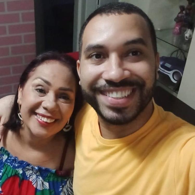 Mãe de Gilberto, do BBB 21.