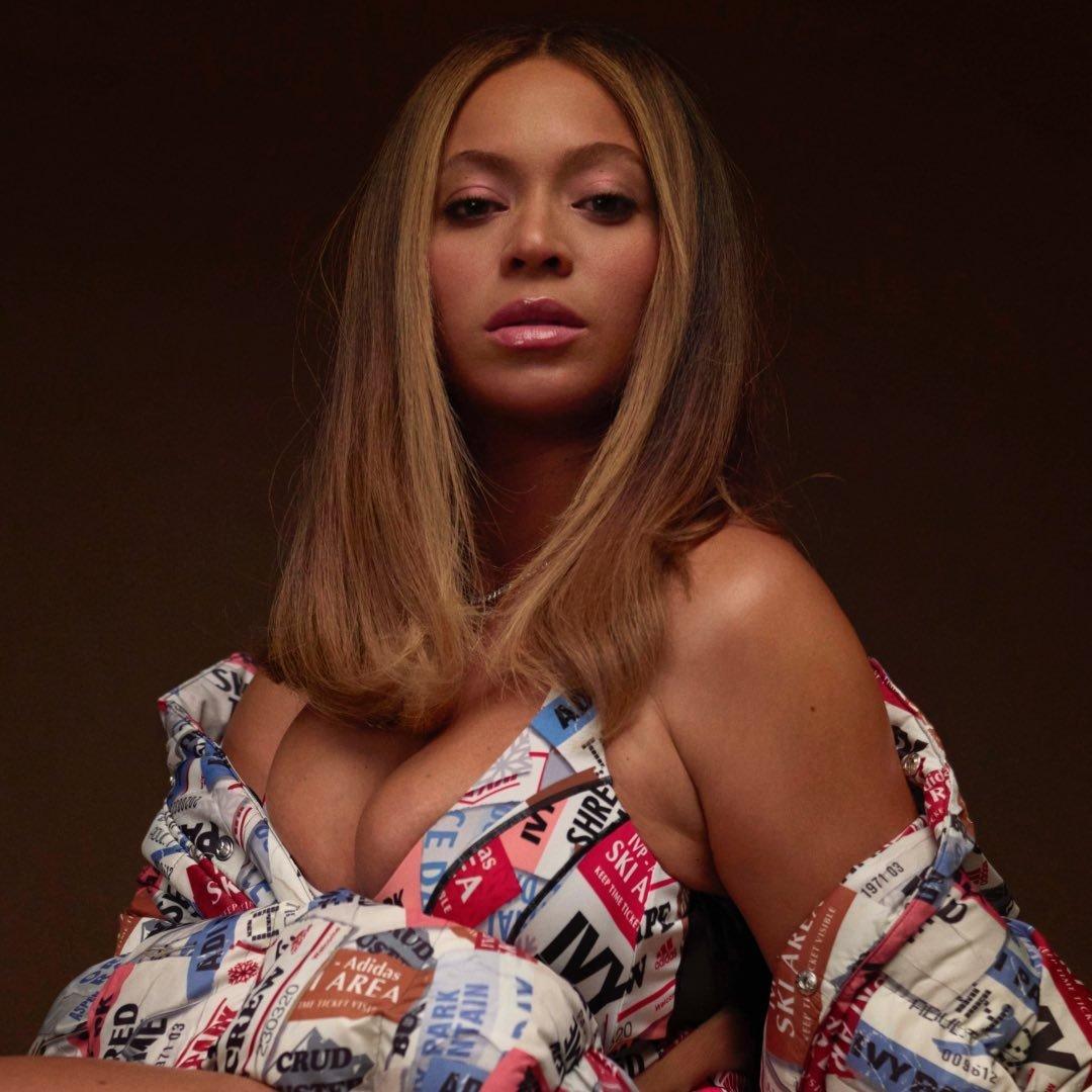 Clipes gravados no Brasil - Beyoncé.
