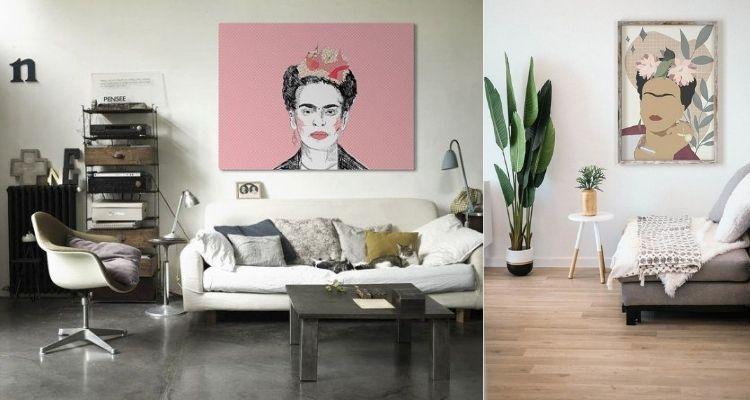 salas com decoração feminina