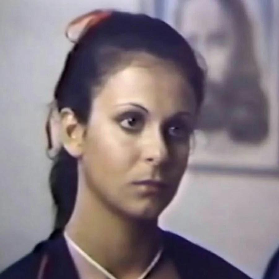 Gretchen, aos 18 anos.