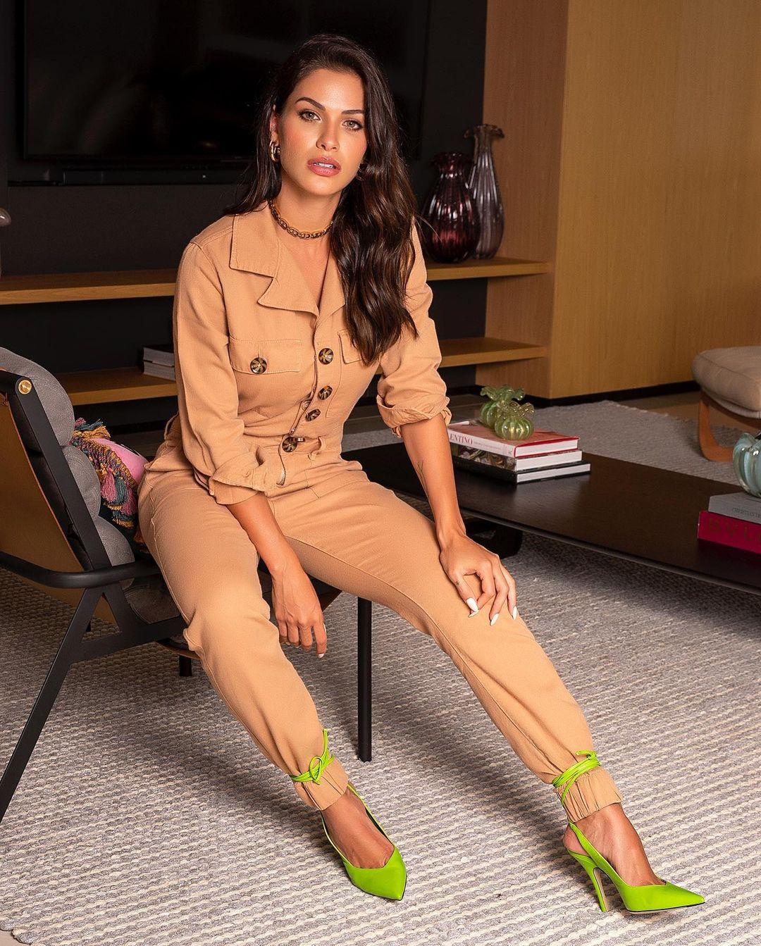 Andressa Suita, modelo.