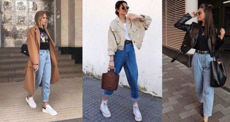 jeans no inverno