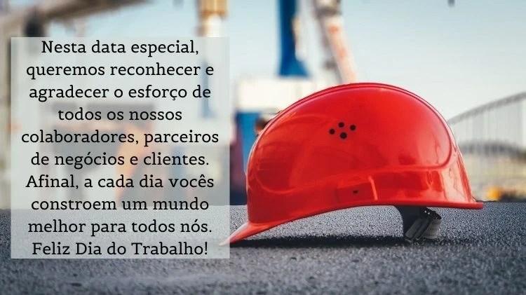 mensagens para dia do trabalhador
