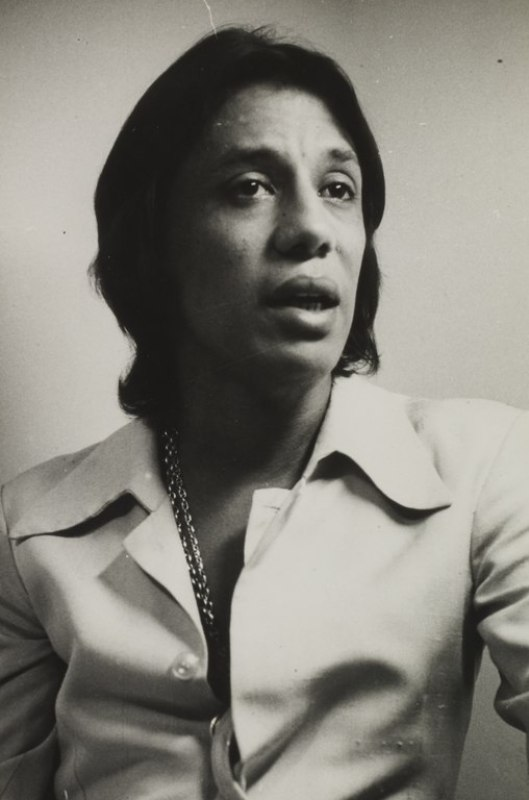 Foto de Clodovil Hernandes do Fundo Correio da Manhã, de 1967.