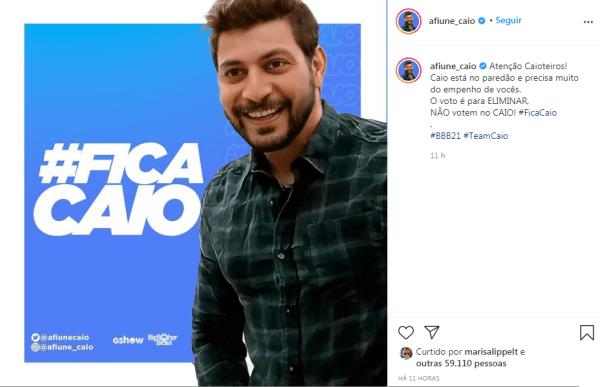 Instagram Caio