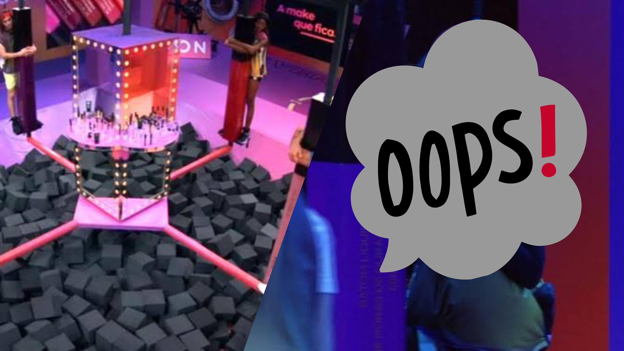 Mais um participante desiste da Última Prova de Resistência do BBB 21 (montagem: Fashion Bubbles)
