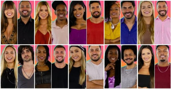 top 10 do bbb 21