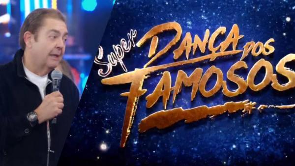 Para fechar seu ciclo com chave de ouro na Globo, Faustão apresentará o Dança dos Famosos (montagem: Fashion Bubbles)