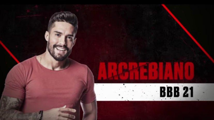 Acrebiano esteve no BBB21 e integra o No Limite 5 (foto: divulgação Globo)