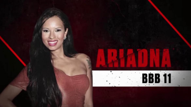 Ariadna fez história no BBB11 e agora integra o No Limite 5 (imagem: divulgação/ Globo)
