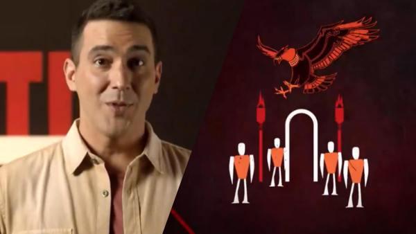 André Marques explicou que os grupos serão divididos em Carcará e Calango (montagem: Fashion Bubbles)