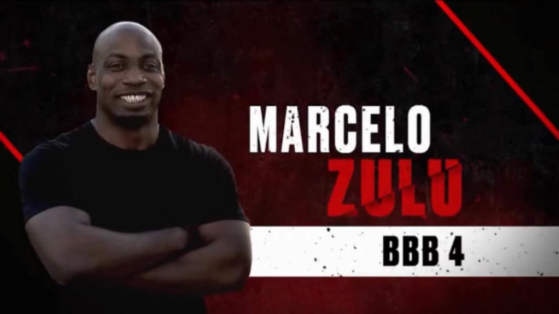 """Marcelo Zulu, """"vilão"""" do BBB4 terá a oportunidade de desfazer essa impressão (imagem: divulgação/ Globo)"""