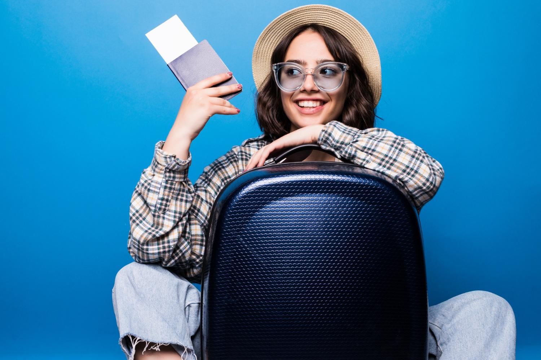 passaporte e viagem
