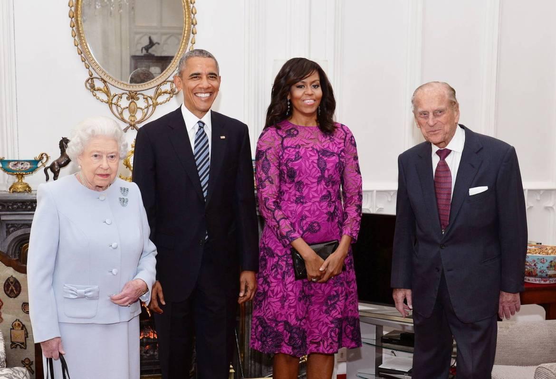 Príncipe Philip nos Estados Unidos.