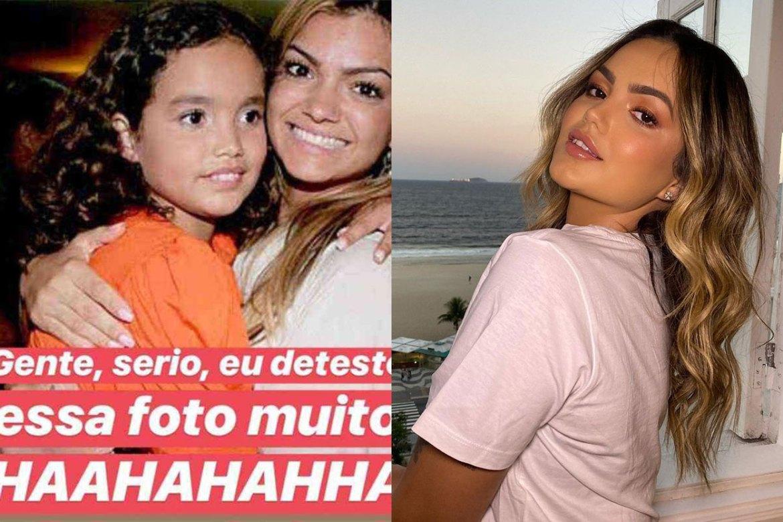 filhos famosos cresceram: Suzanna Freitas