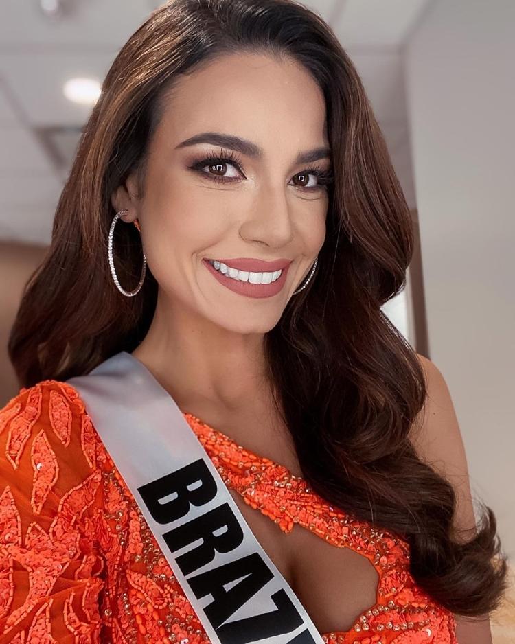 Miss Brasil 2020.
