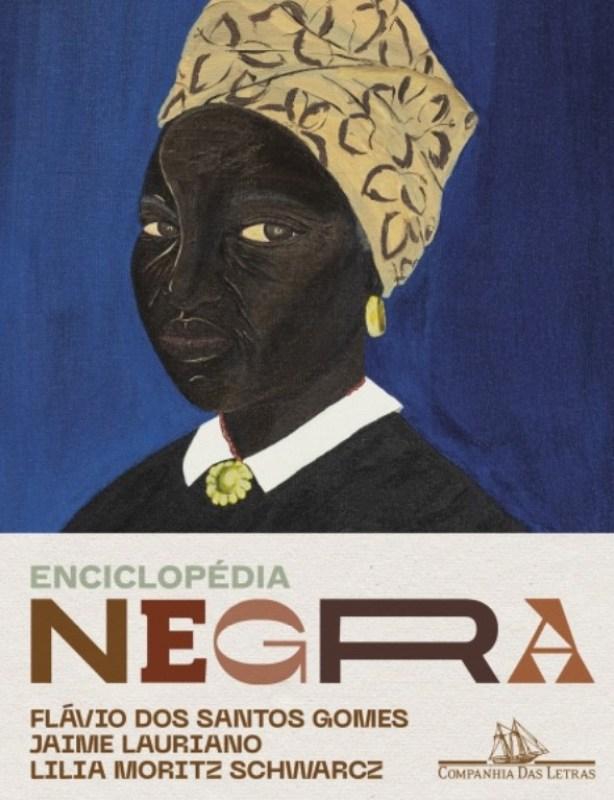 Capa do livro Enciclopédia Negra.