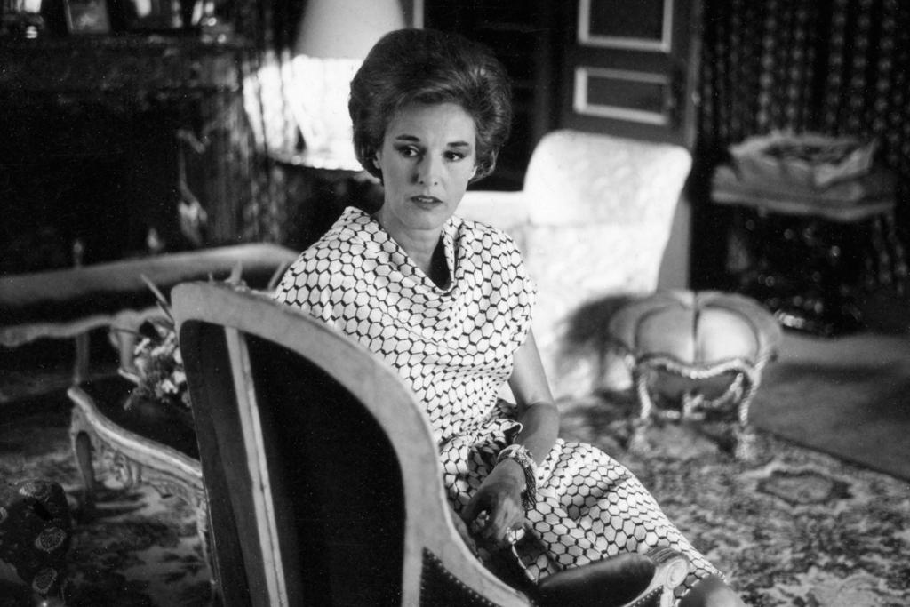 Babe Paley, em 1963.