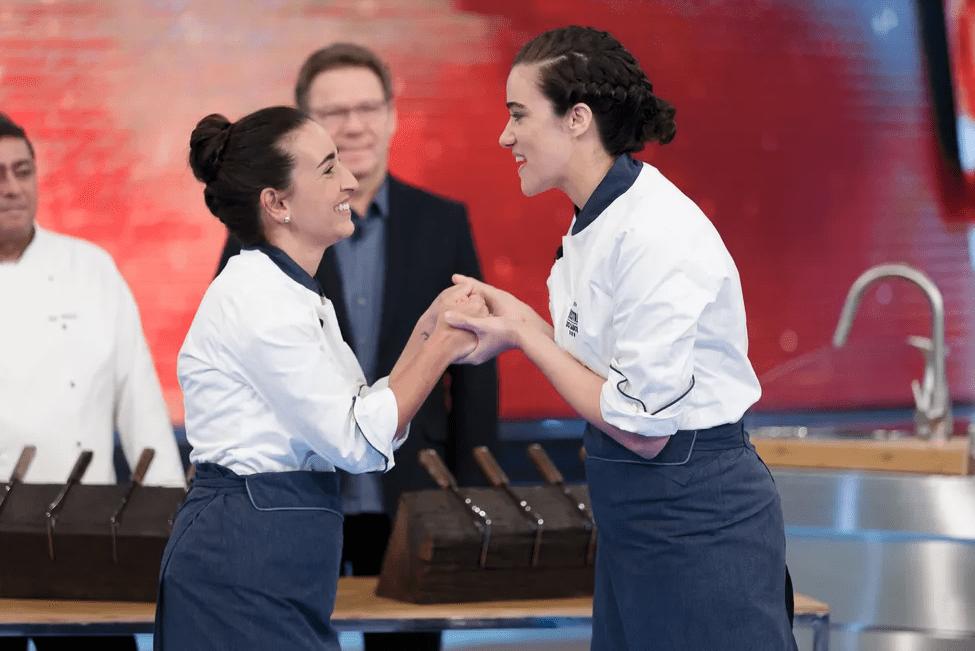 Duelo entre Lydia Gonzalez e Gi Nacarato