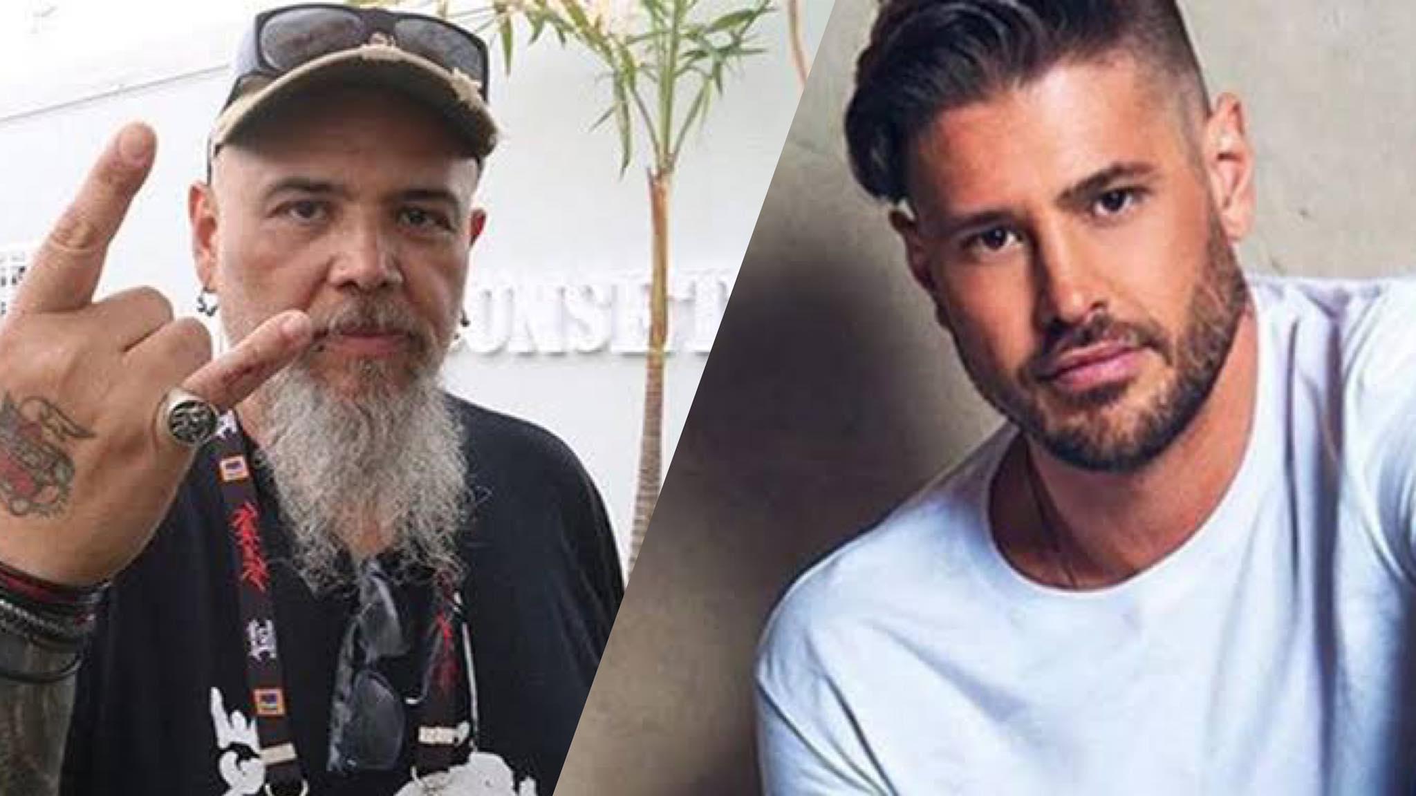 Dado e João Gordo são veganos e buscam uma vida saudável (montagem: Fashion Bubbles)