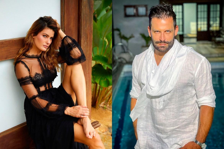Isabeli Fontana e Henri Castelli