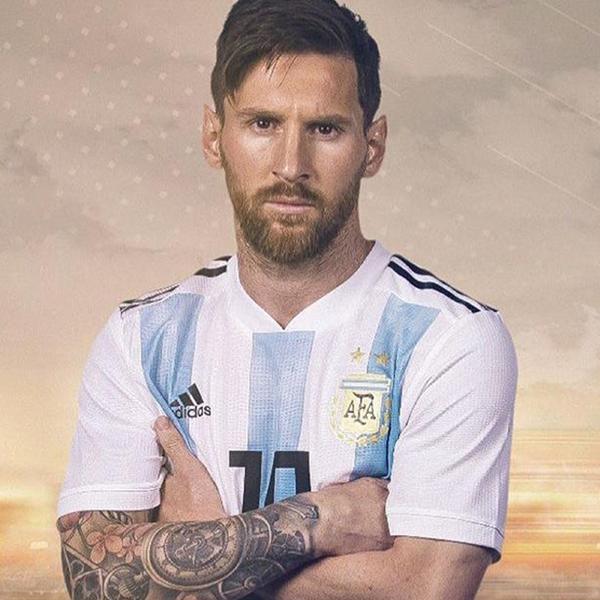 Lionel Messi - famosos signo Câncer