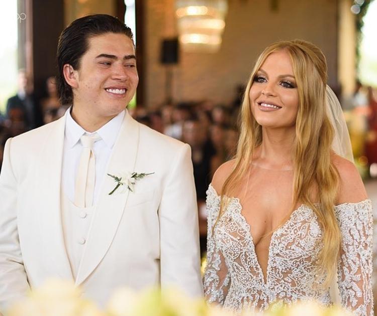 Casamento de Luisa Sonza e Whindersson Nunes.