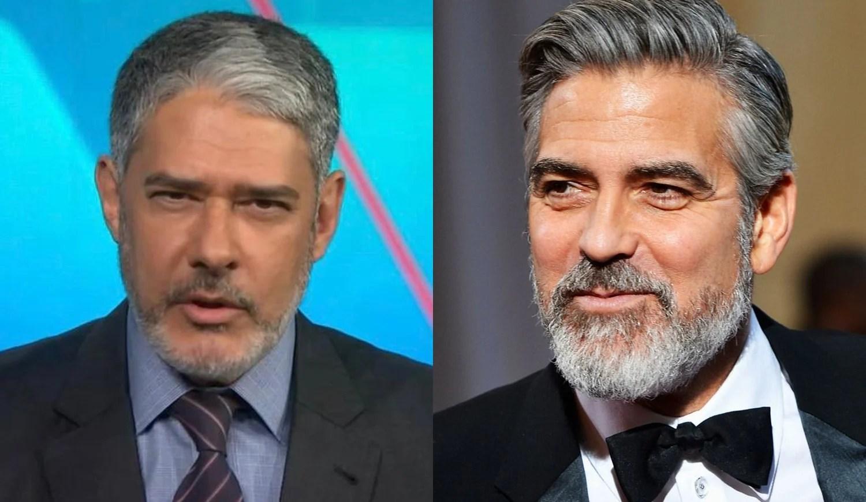 William Bonner/George Clooney