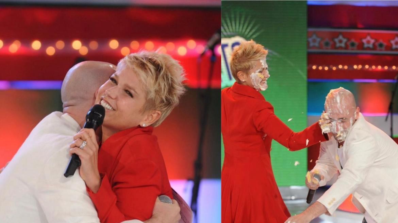 Xuxa também homenageou Paulo Gustavo (montagem: Fashion Bubbles)