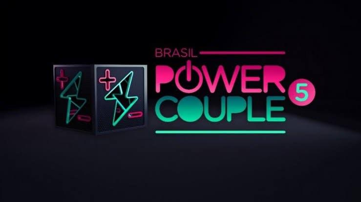 Power Couple eliminará um casal por semana (imagem: divulgação)