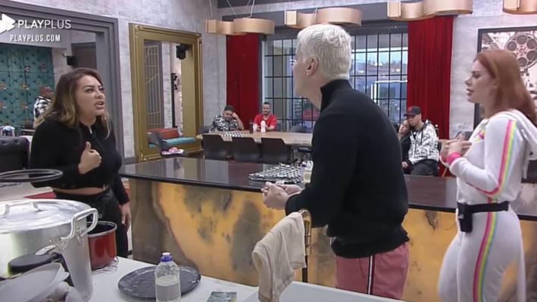 Márcia Fellipe ataca Deborah e o marido, Bruno no Power Couple enquete
