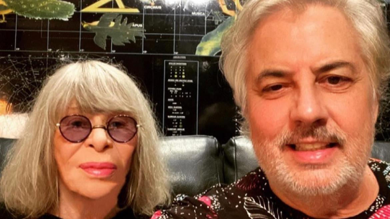 Rita Lee e Roberto de Carvalho estão juntos desde 1976 (imagem: Instagram)