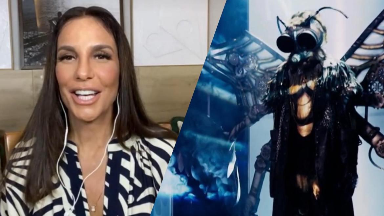 Ivete Sangalo irá comandar o The Masked Singer Brasil  (montagem: Fashion Bubbles)