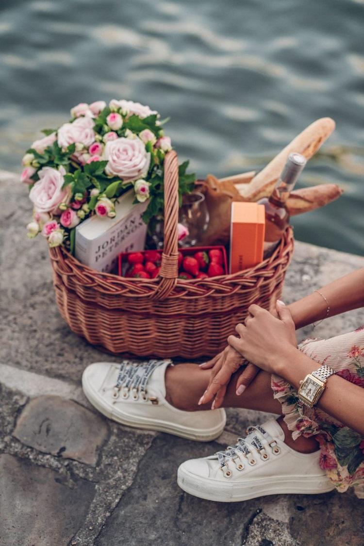 cesta de piquenique