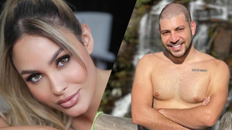Sarah Andrade e Caio Afiune do BBB 21 também podem entrar para A Fazenda 13 (montagem: Fashion Bubbles)
