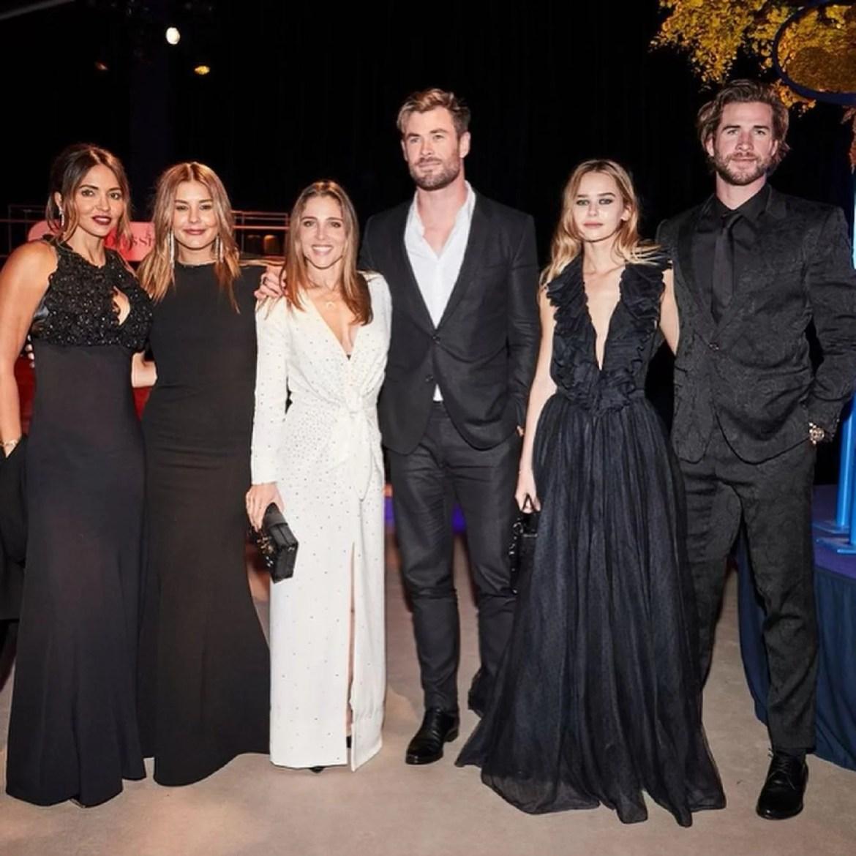 Liam Hemsworth e Gabriella